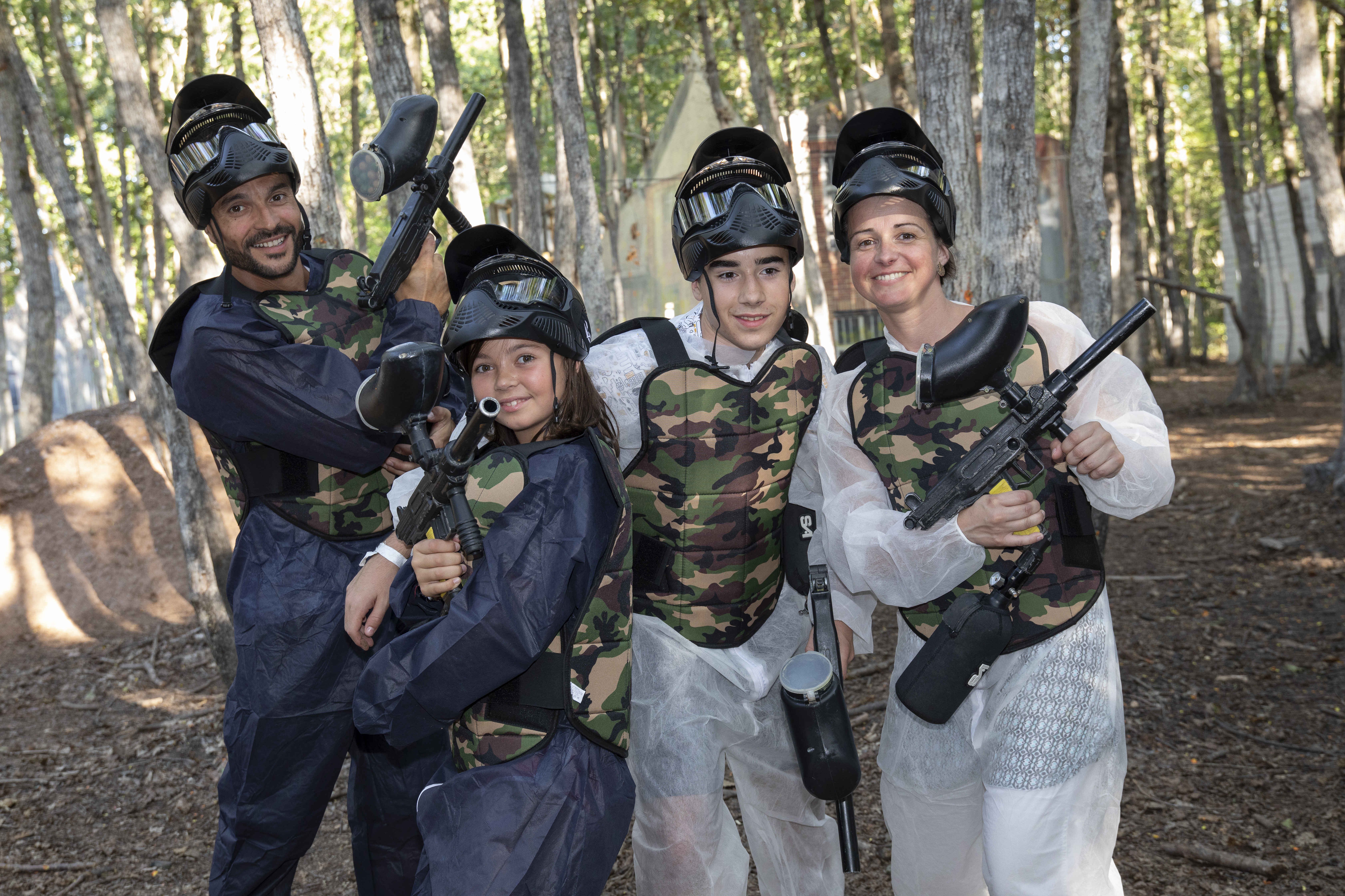 Paintball O'Fun Park